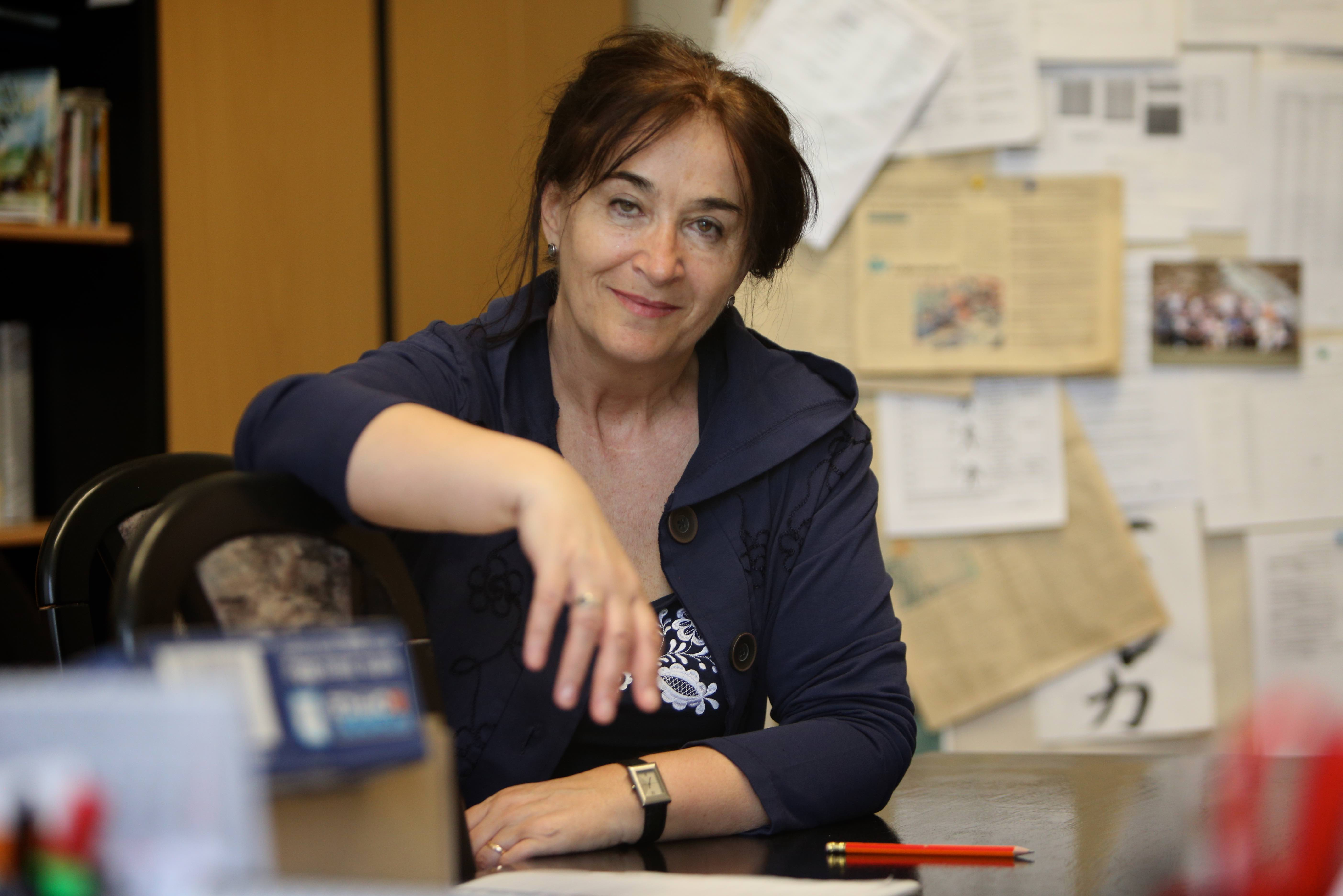 Mgr. Etela Hessová