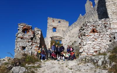 Turistický krúžok – Plavecký hrad