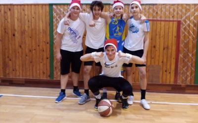 Mikulášsky basketbalový turnaj