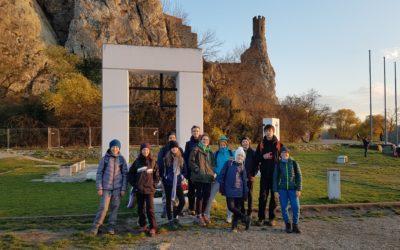 Turistický krúžok – Na Sandberg a hrad Devín