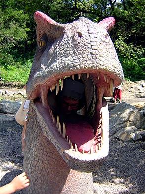 ZOO a Dinopark