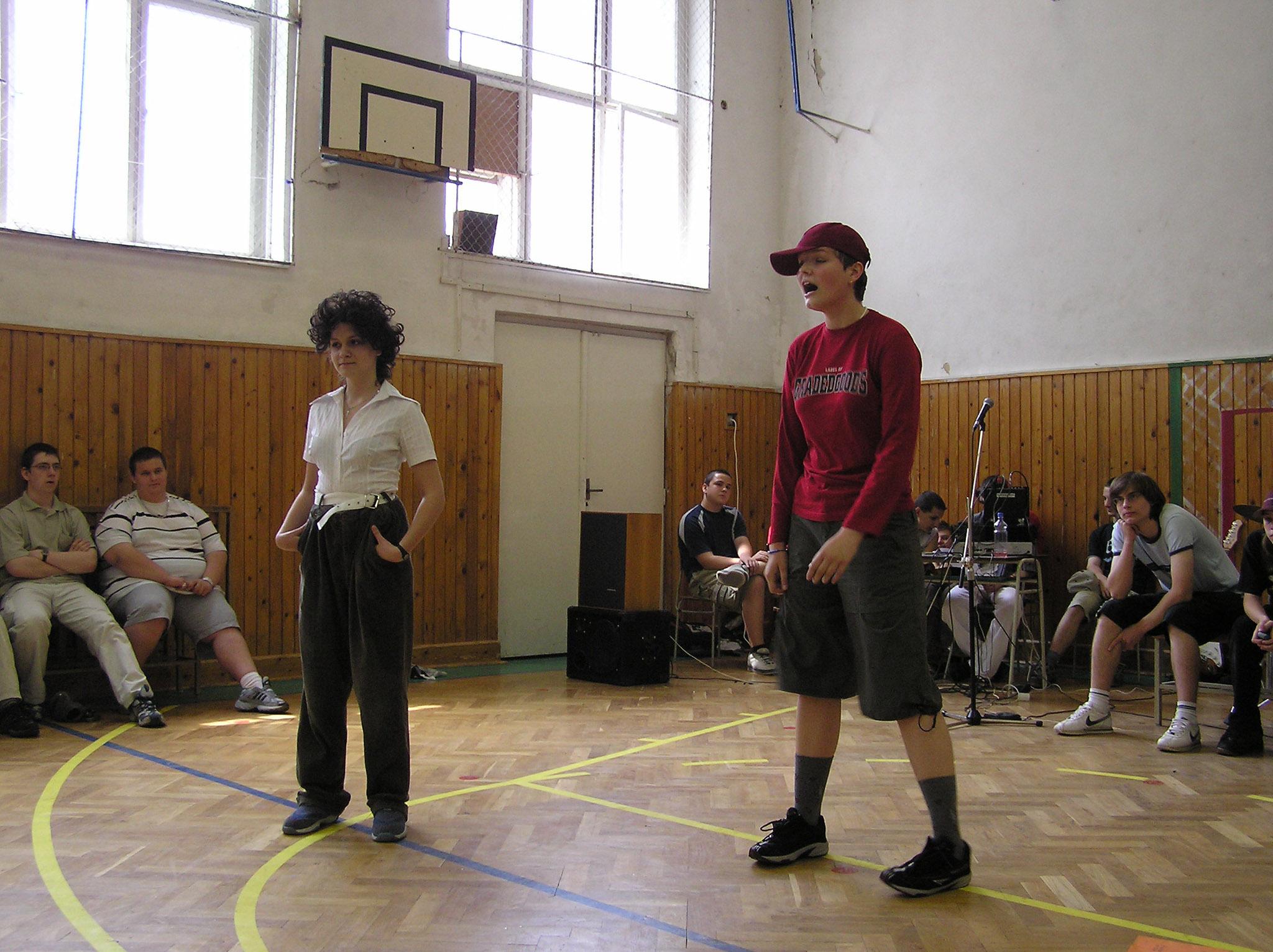 Rozlúčka s deviatakmi 2003/2004