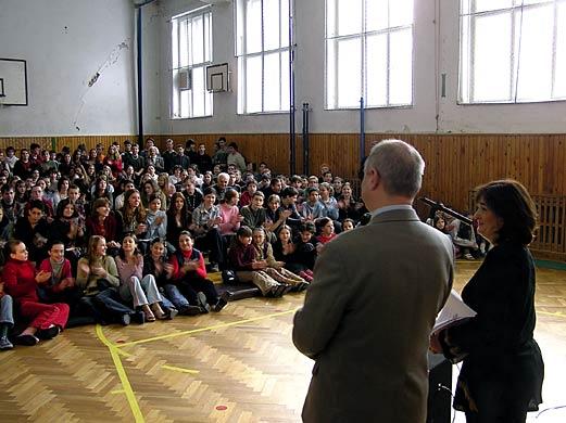 Naša škola v roku 2004