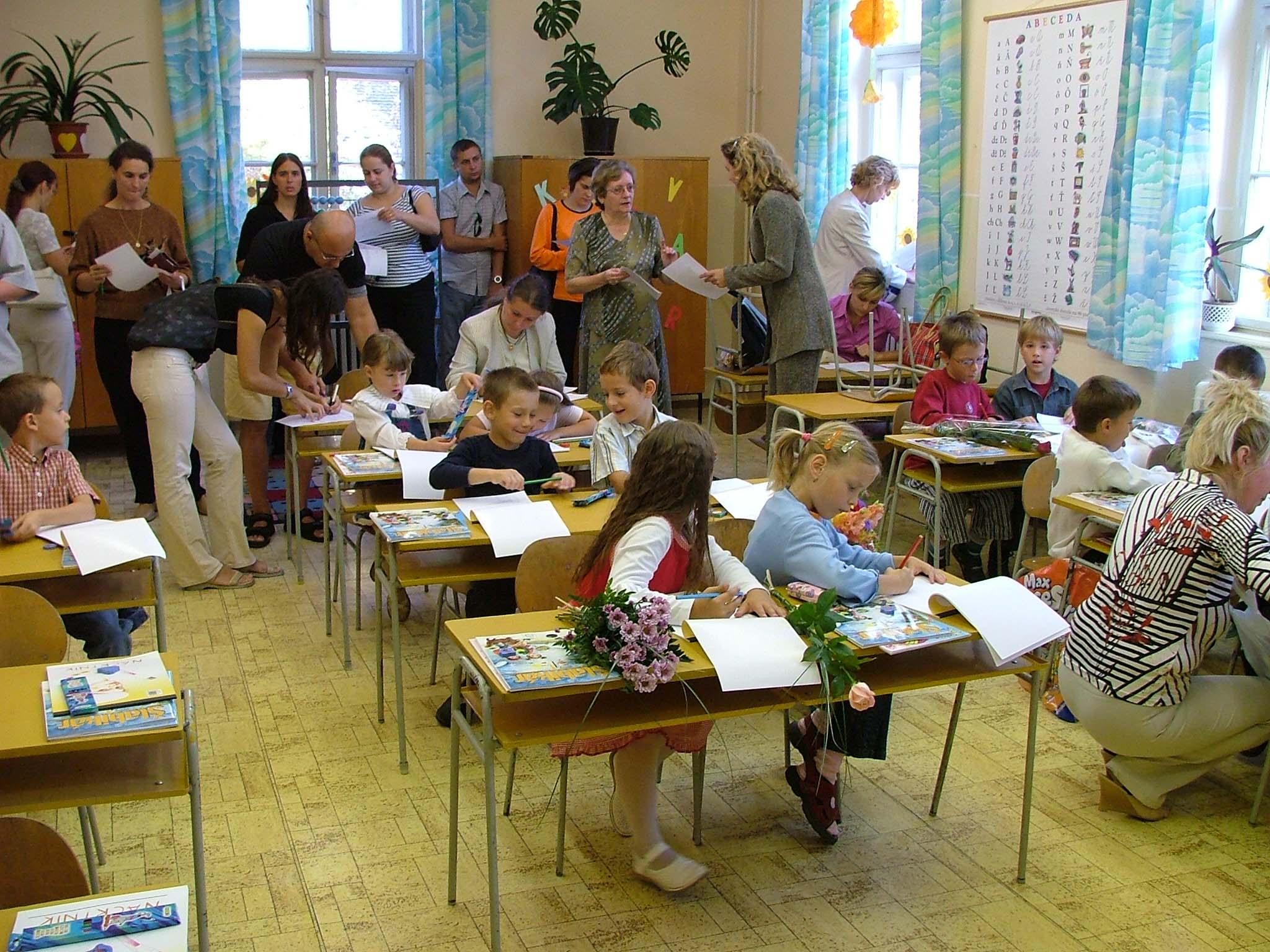 Začiatok školského roka