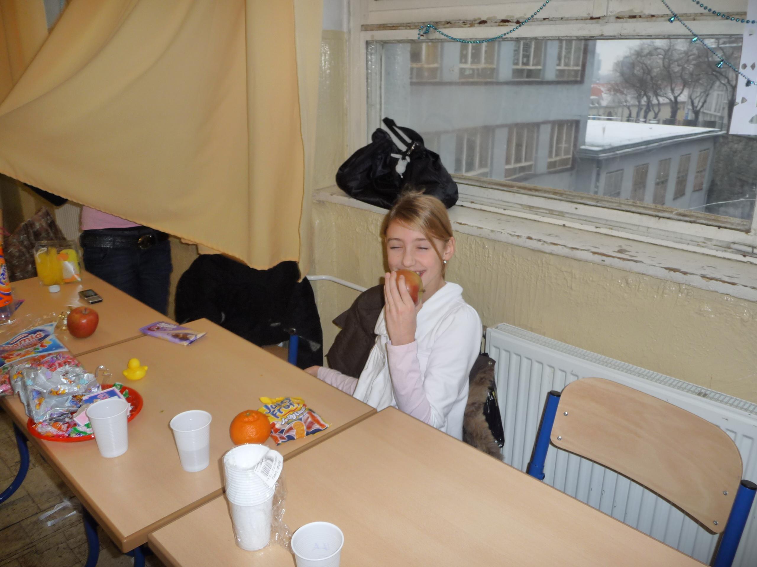 Zdravý životný štýl - Ovocie a zelenina do škôl