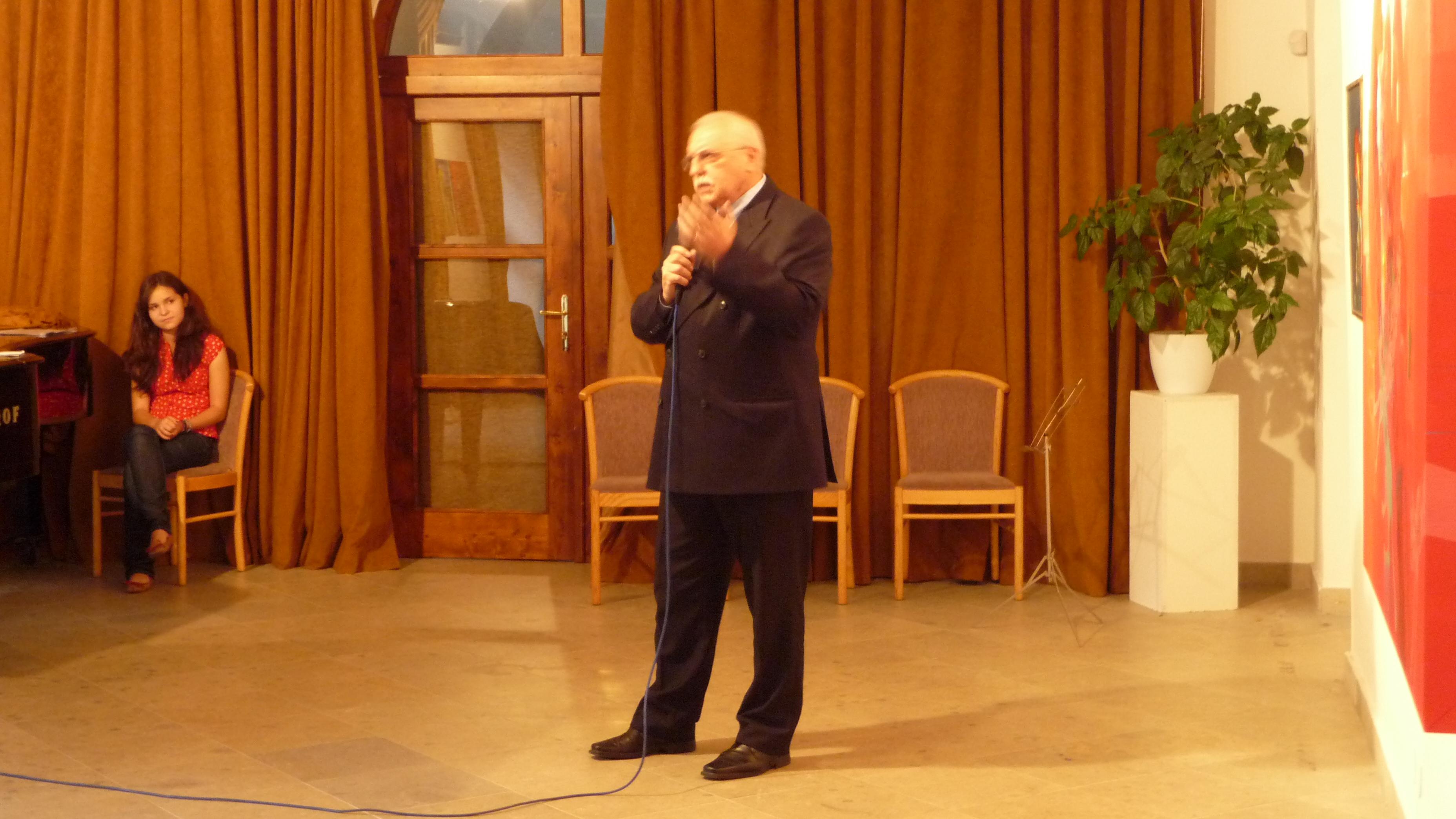 Vyhlásenie celoslovenskej súťaže NOVINOVÝ ČLÁNOK 2009