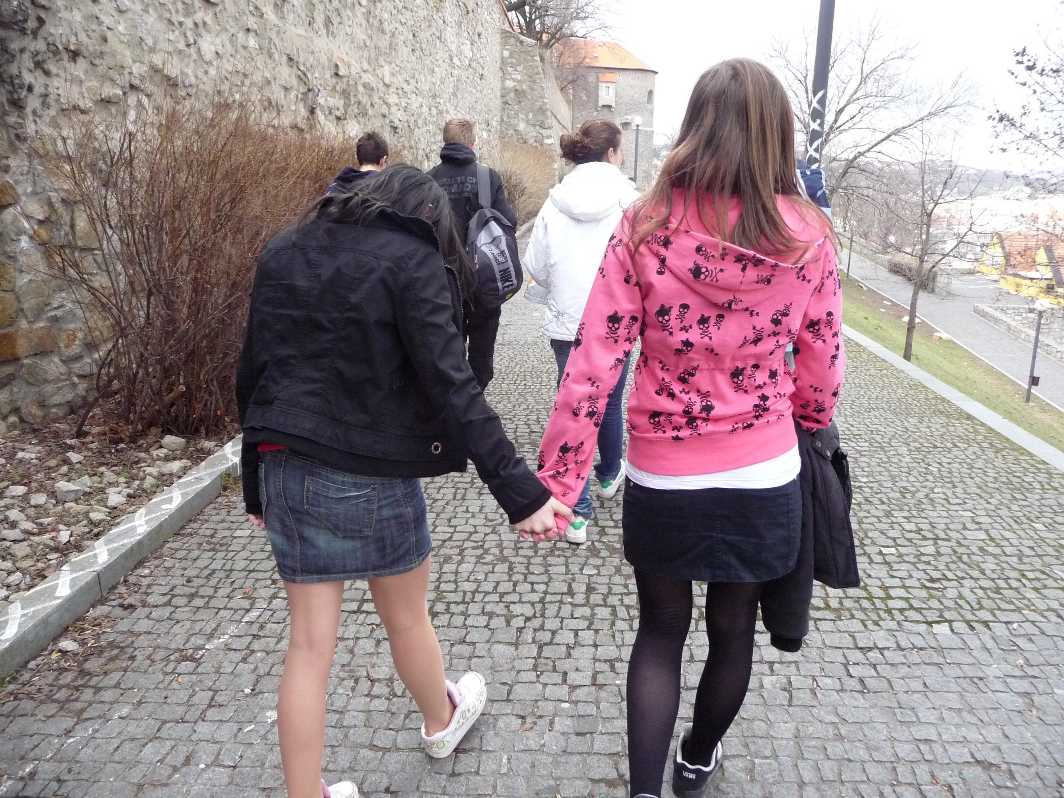 Prechádzka na hrad