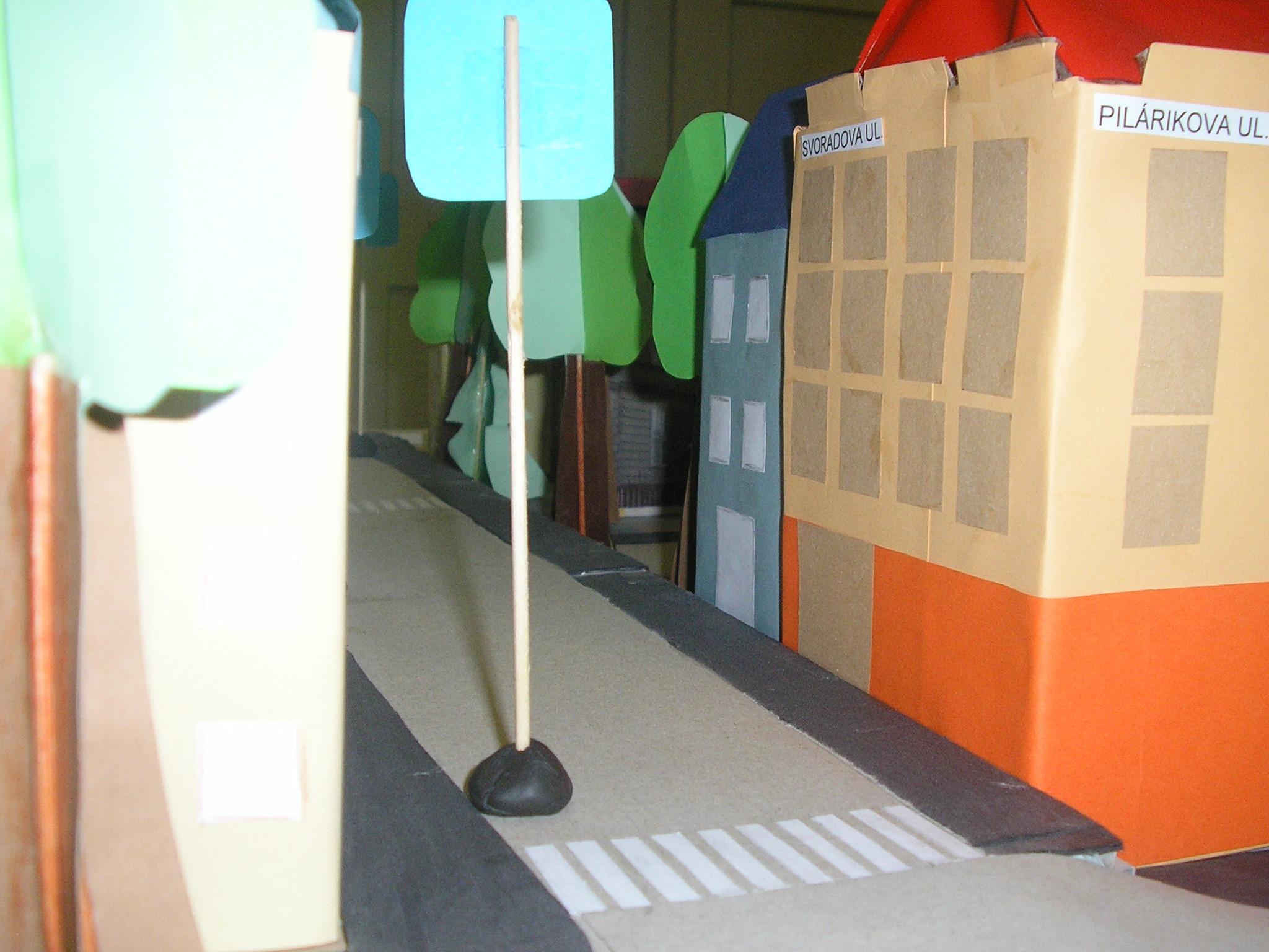 Projekt Dopravná výchova