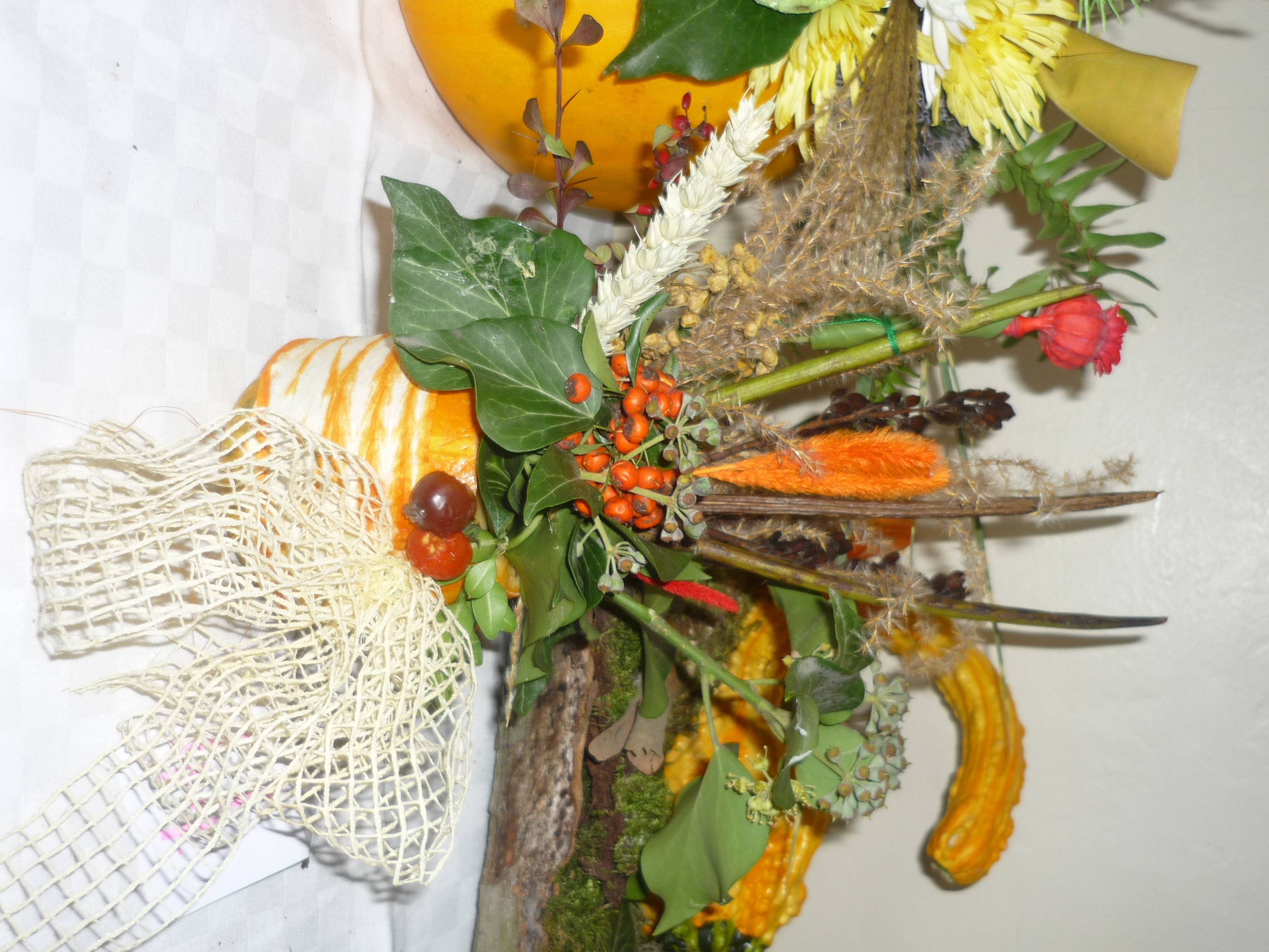 Súťaž v aranžovaní suchých kvetov
