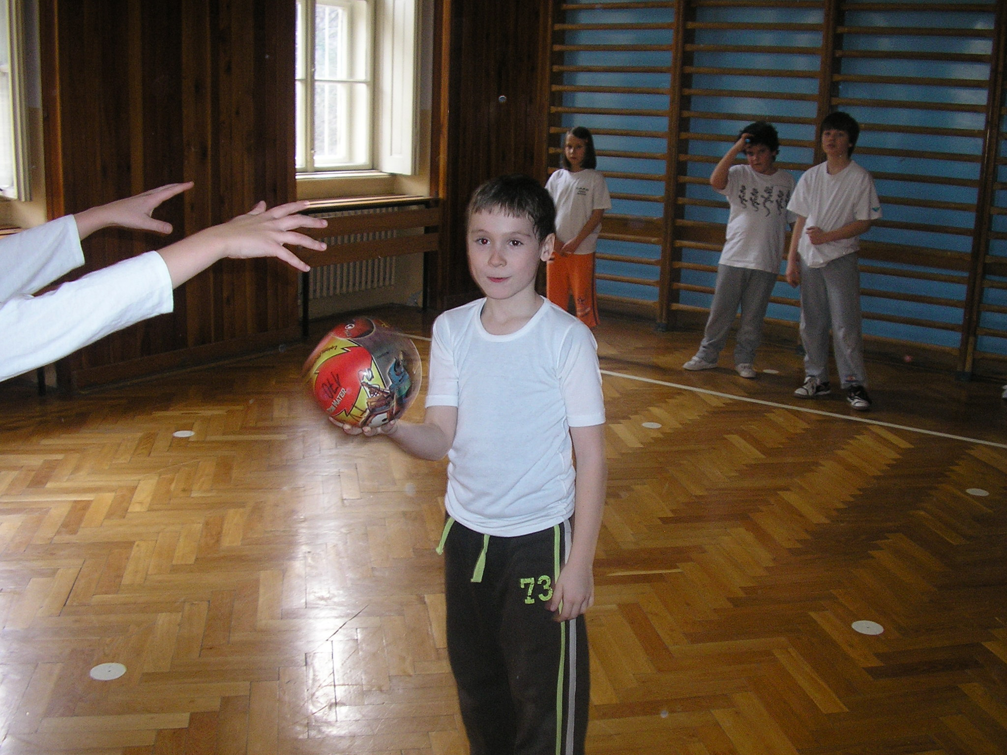 Športový krúžok