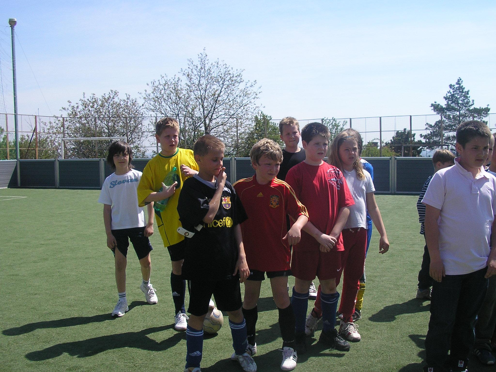 Futbalový turnaj Mc Donald´s cup