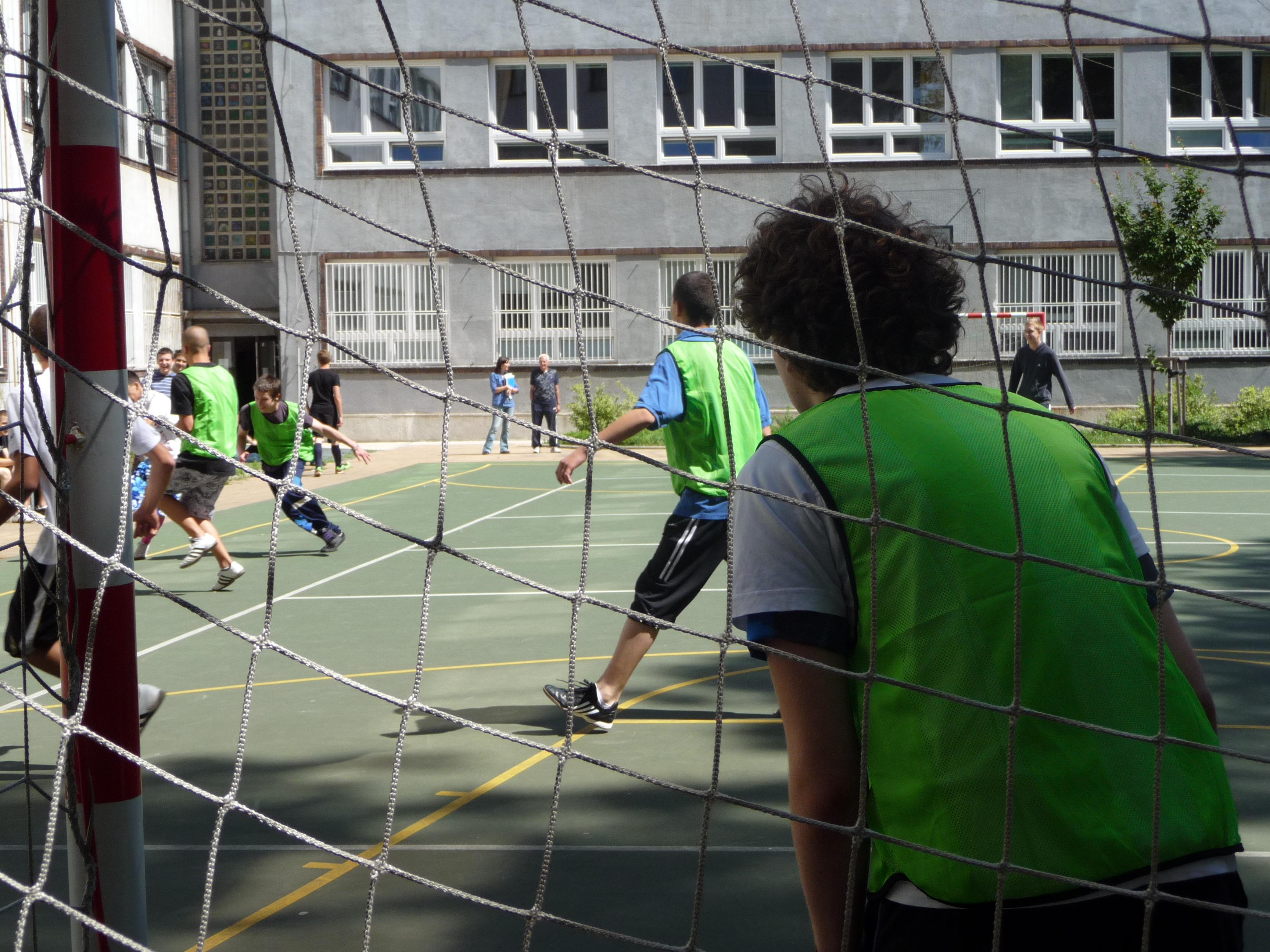 Futbalový turnaj o putovný pohár Rady rodičov - Všetci v pohybe
