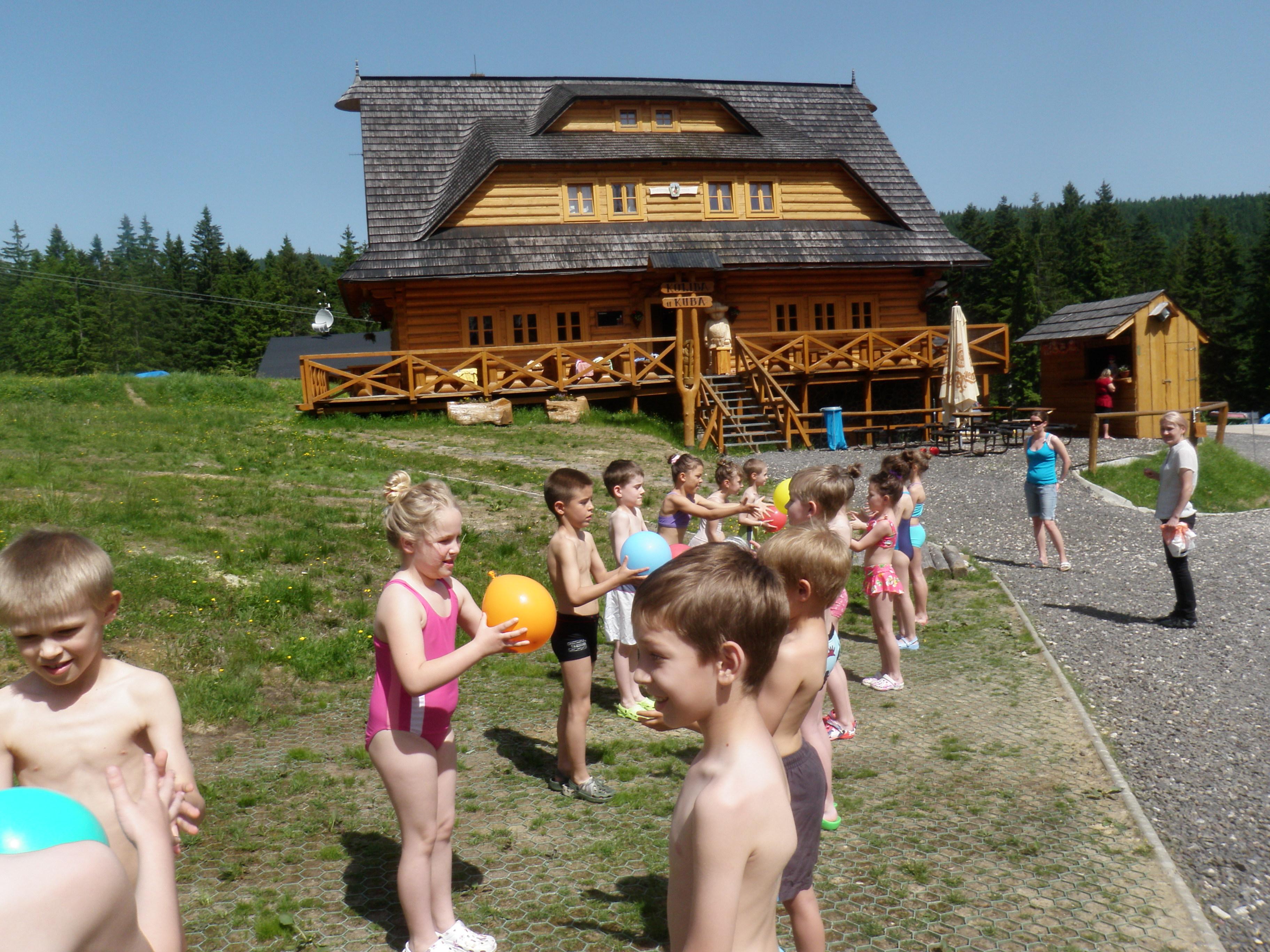 Škola v prírode Hruštín