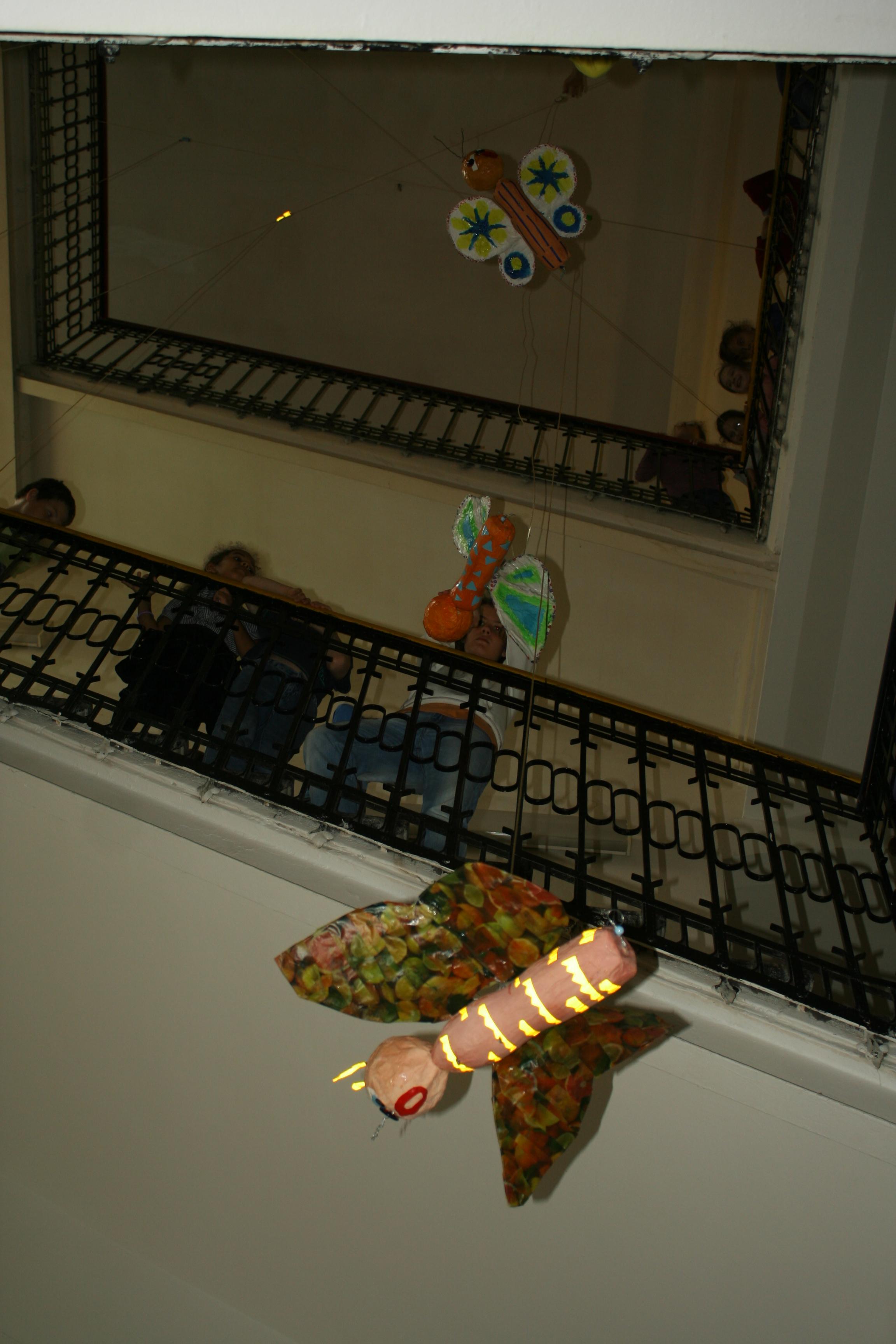 Výstava krúžkov Tvorivé dielne I.,II. a Keramického krúžku pre druhý stupeň