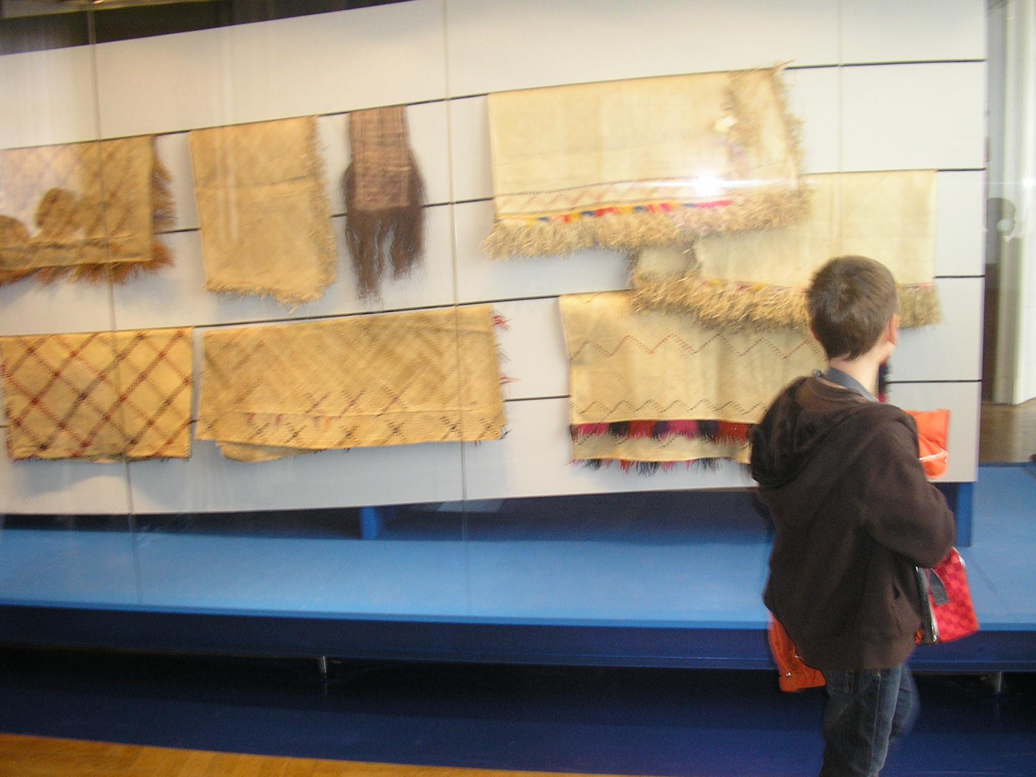 Návšteva  v  Slovenskom národnom múzeu