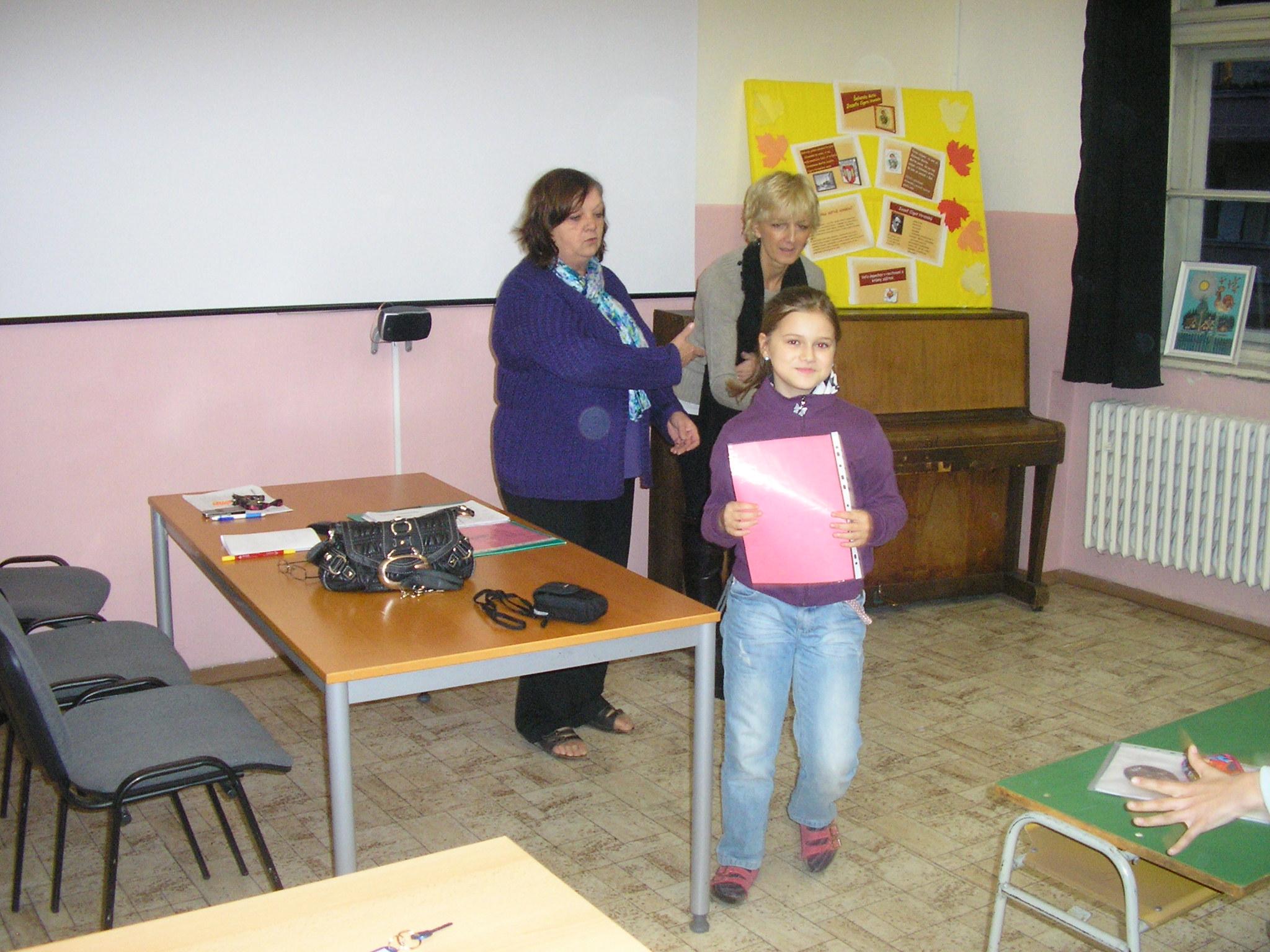 Školské kolo recitačnej súťaže Šaliansky Maťko