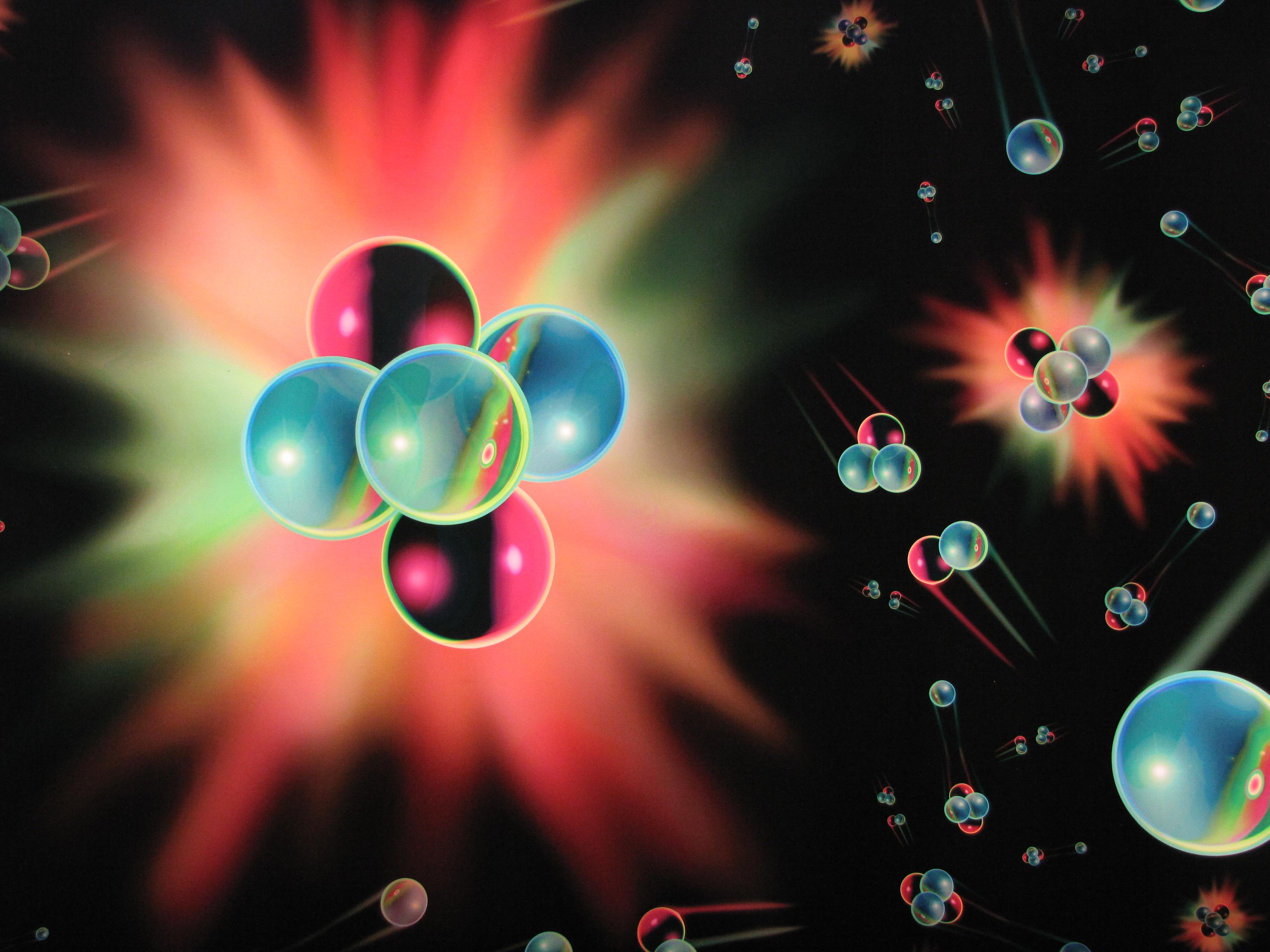 Jadrová fúzia