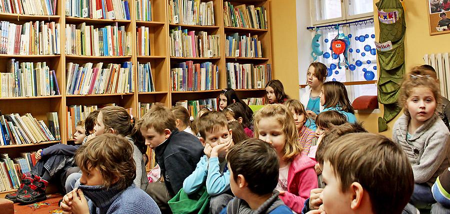 Dramatizované čítanie v ŠKD