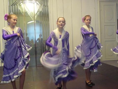 Putovanie za tancom flamenco