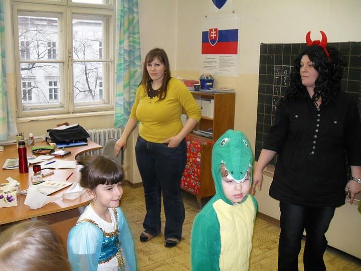Karneval v materskej škole