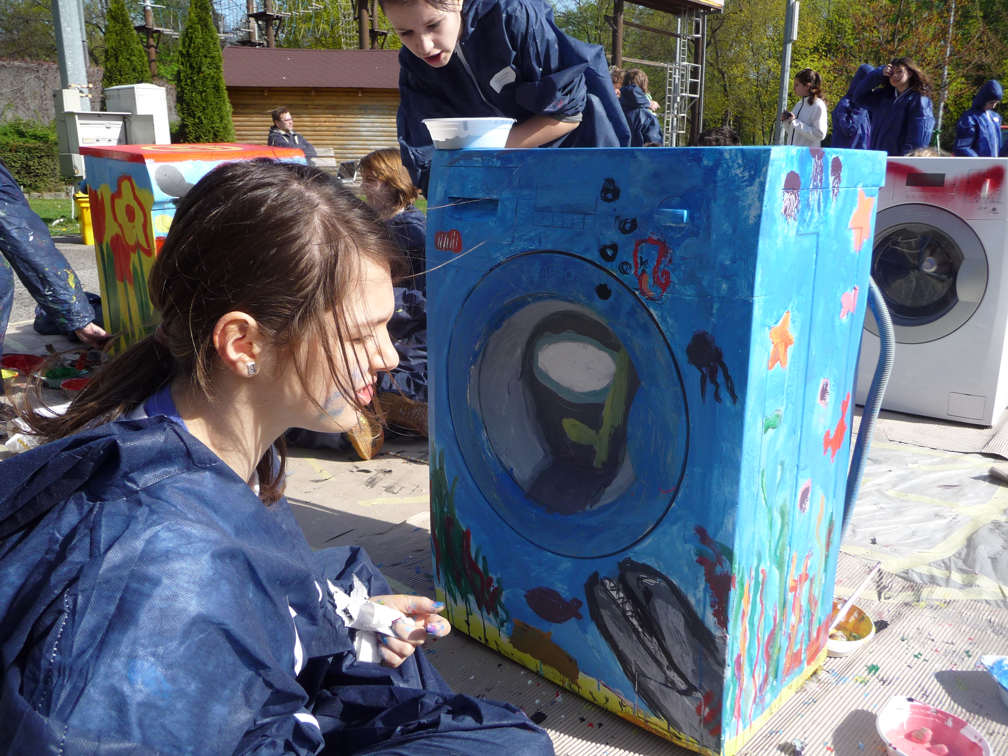 Maľovanie s Envidomom