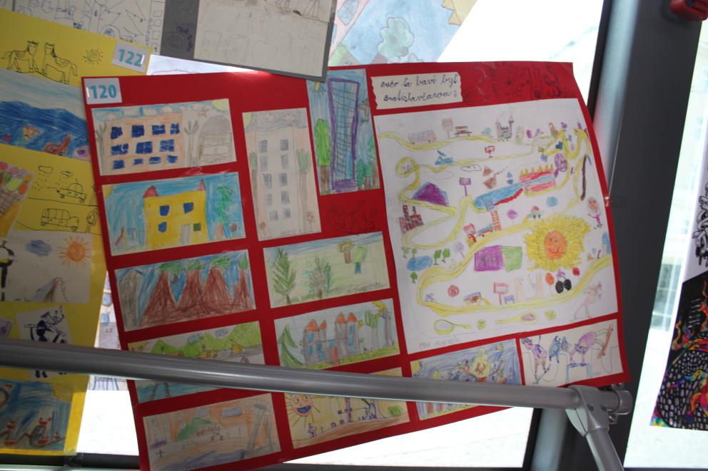 Bratislava objektívom detí a mládeže
