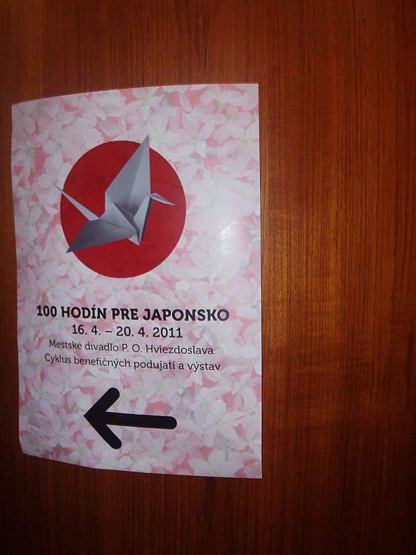 100 hodín pre Japonsko