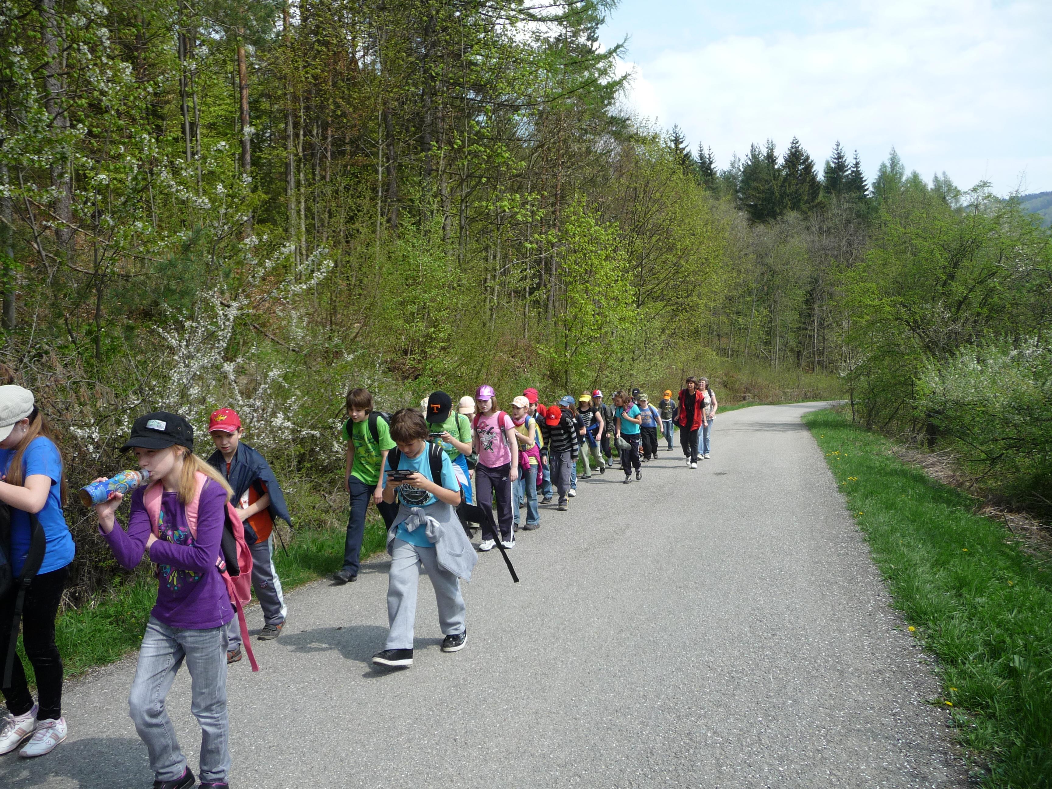 Škola v prírode