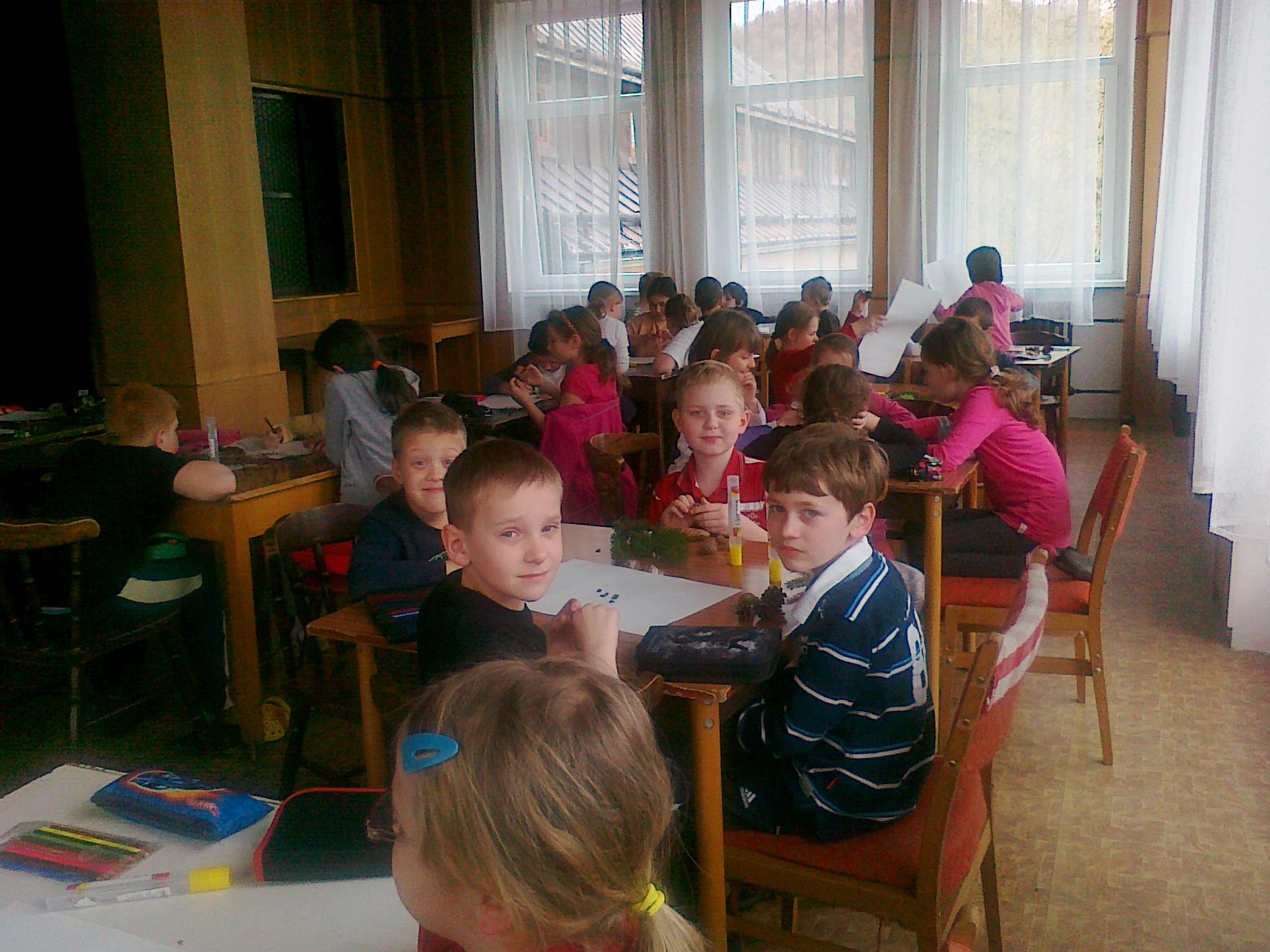 Škola v prírode na Homôlke