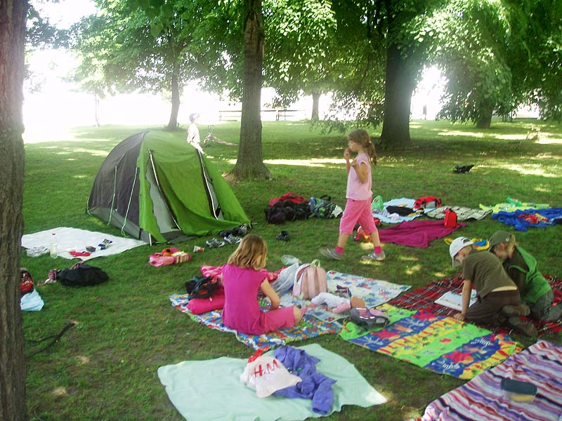 Piknik v ŠKD