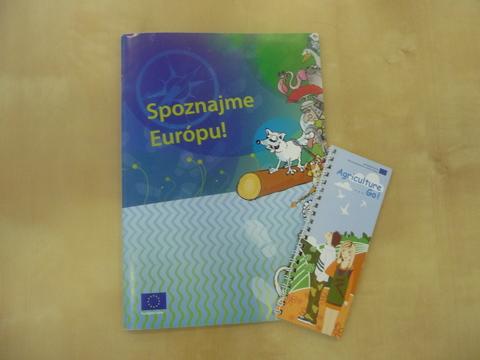 Spoznajme Európu