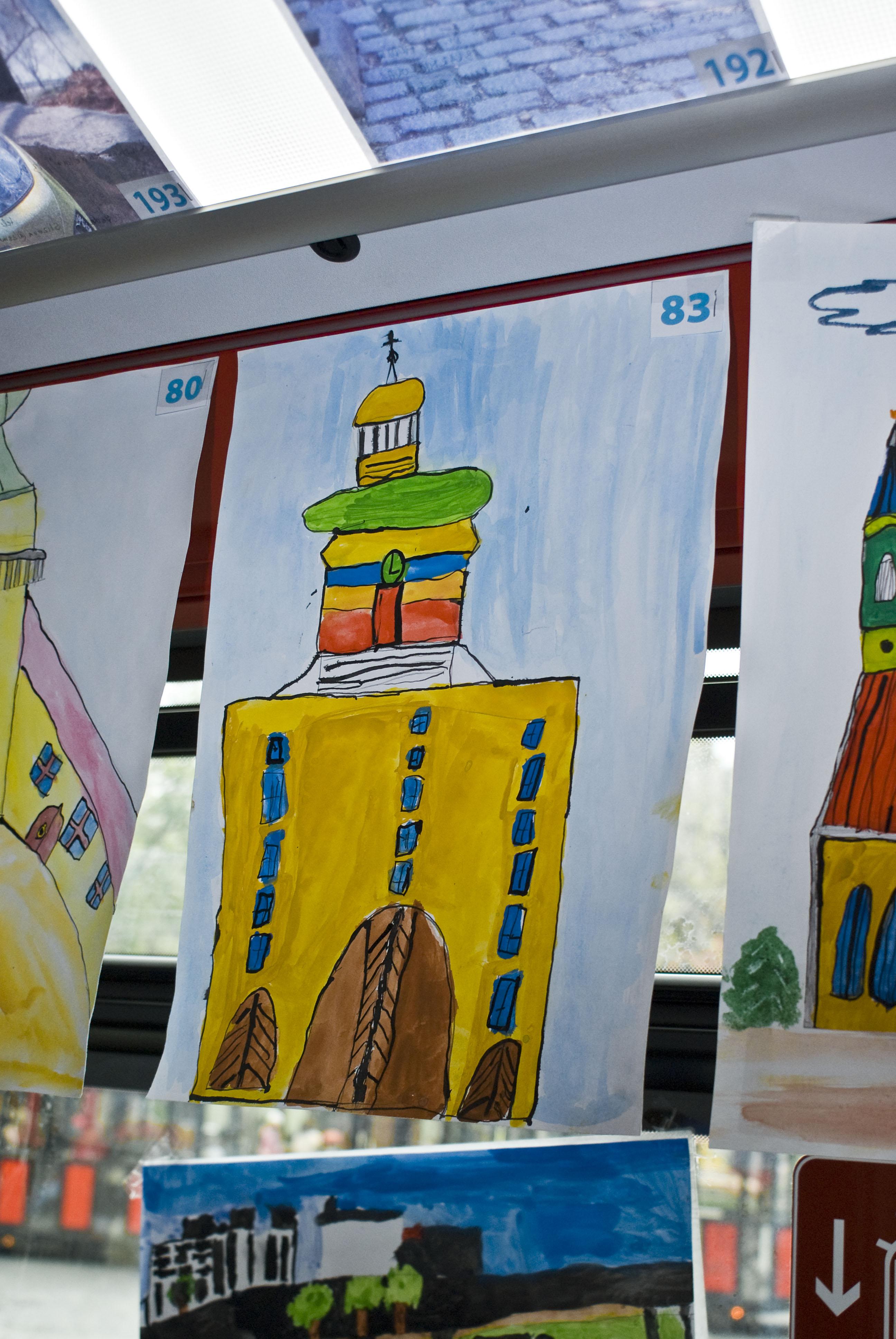 Výstava - Bratislava objektívom detí a mládeže