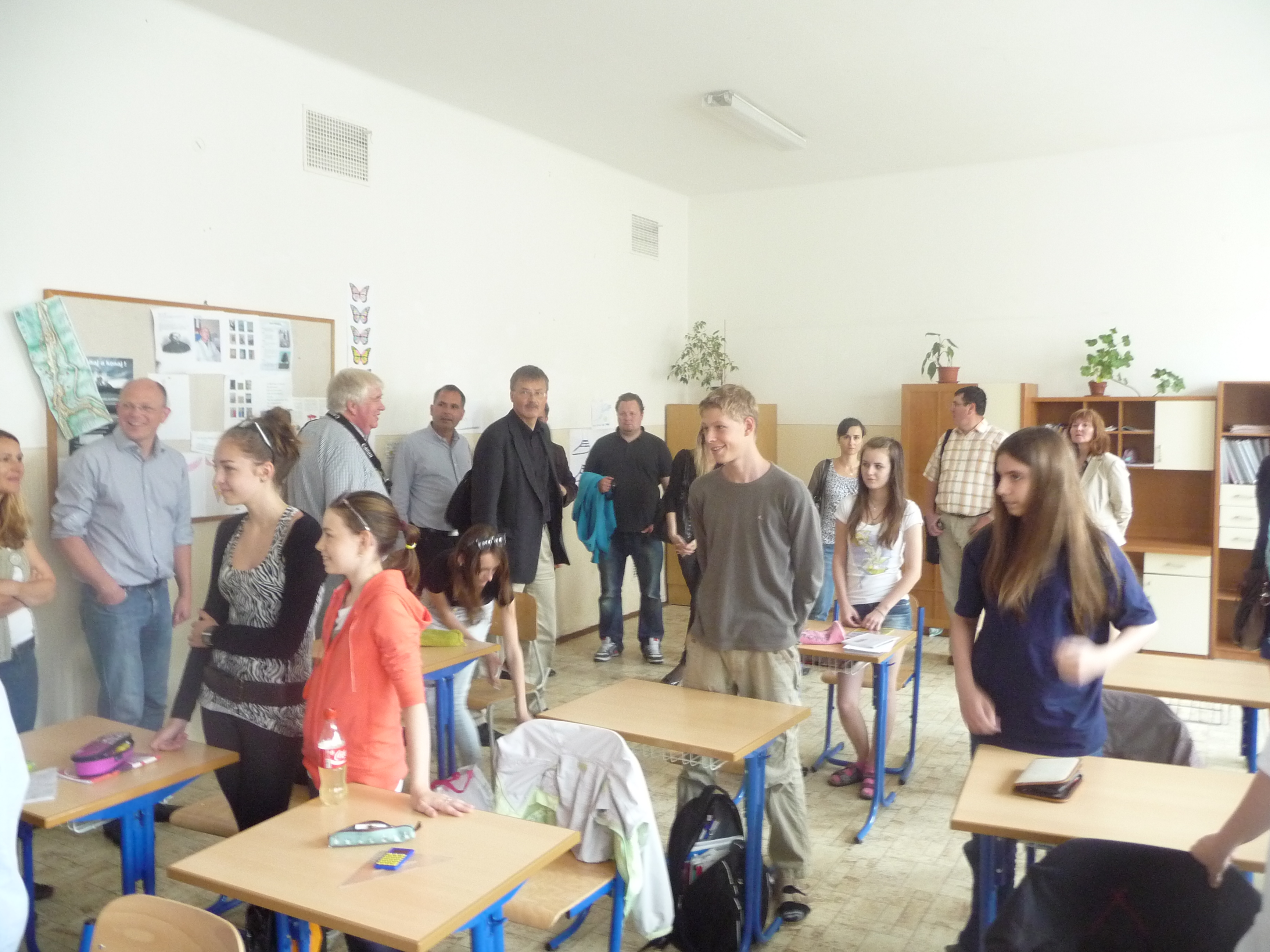 Naša škola a medzinárodný projekt INNOTE