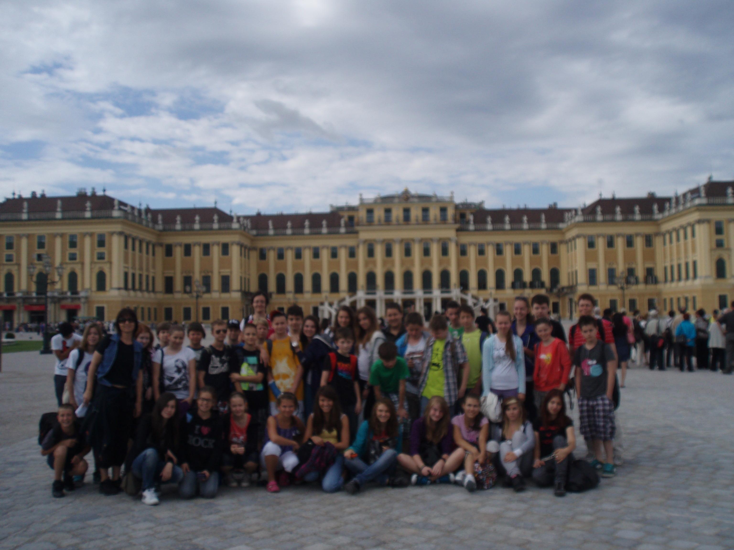 Návšteva ZOO Schönbrunn