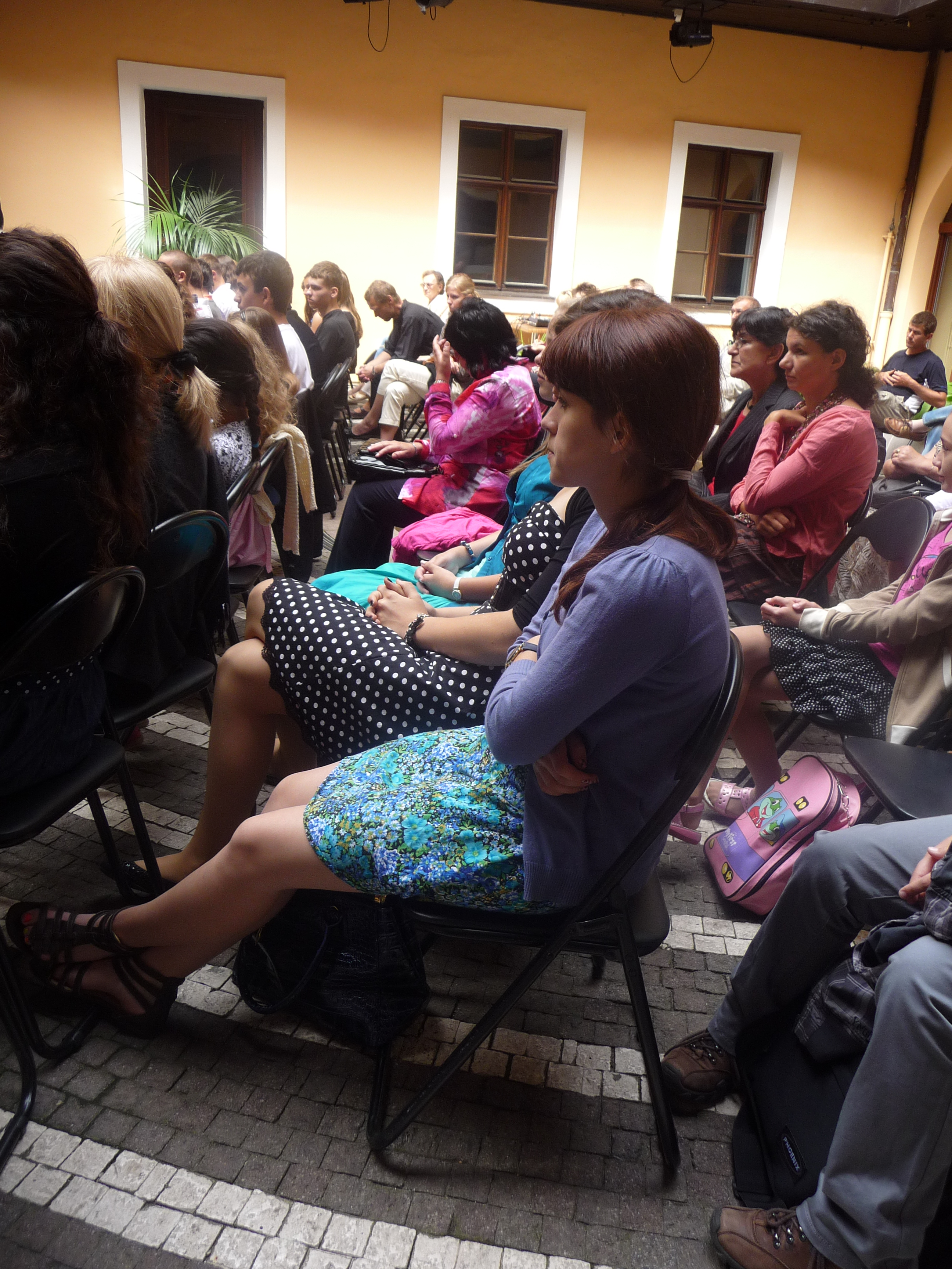 Staromestské nádeje - starostka ocenila 6 našich deviatakov