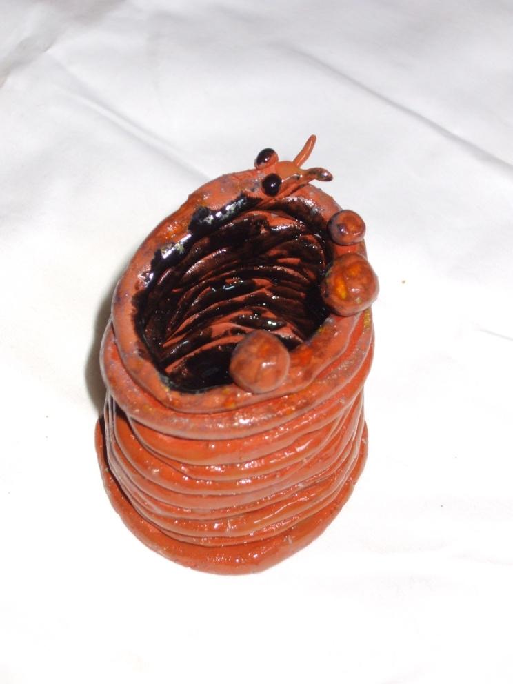 Keramické výrobky I. stupeň