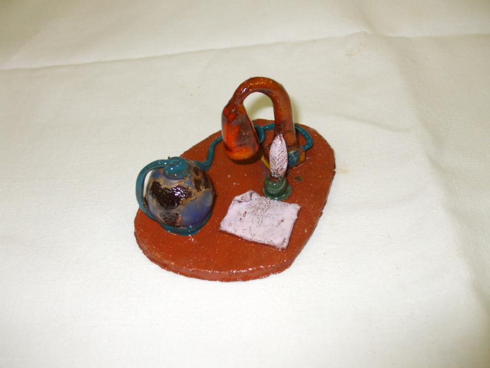 Keramické výrobky II. stupeň