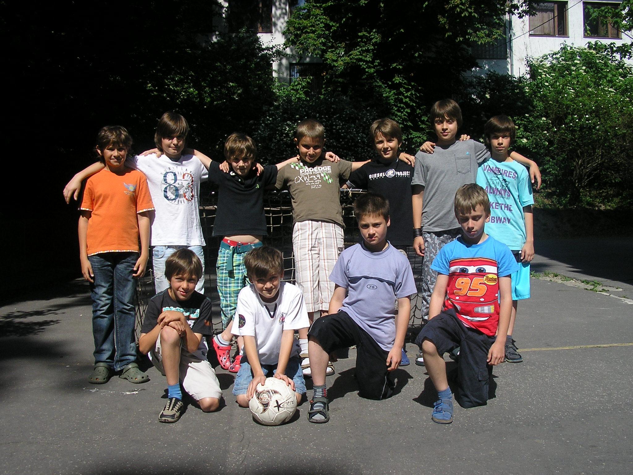 Futbalový turnaj Mc Donald´s CUP 2011