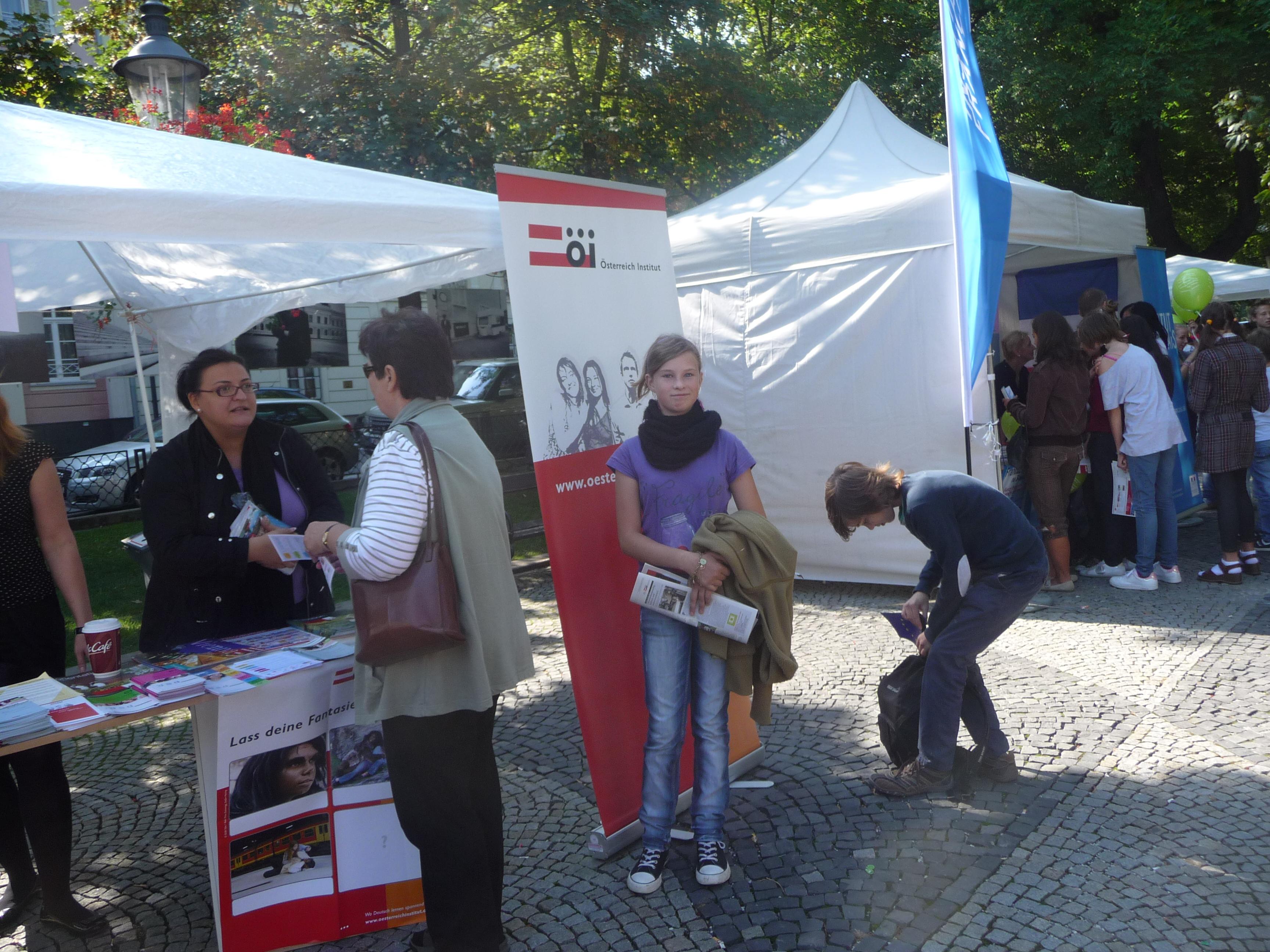 Európsky deň jazykov - Svet v Bratislave