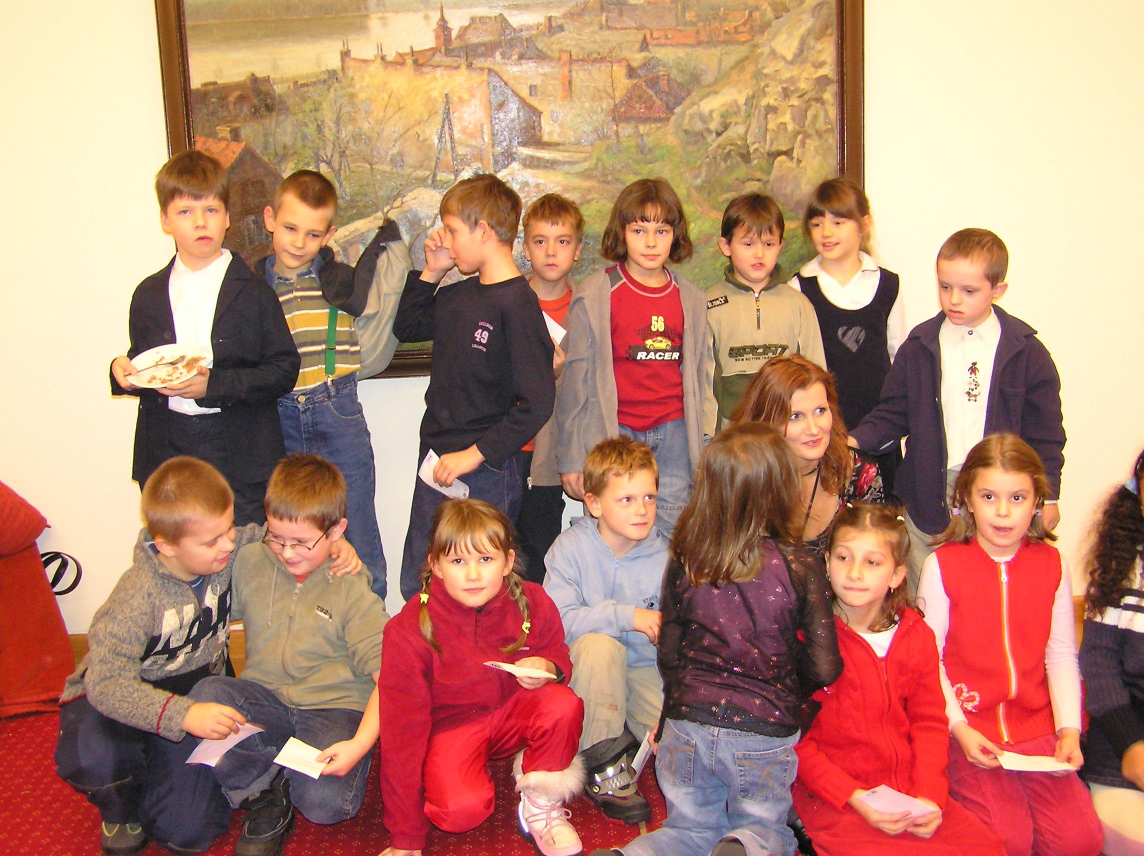 Čestné uznanie v Detskom čine roka