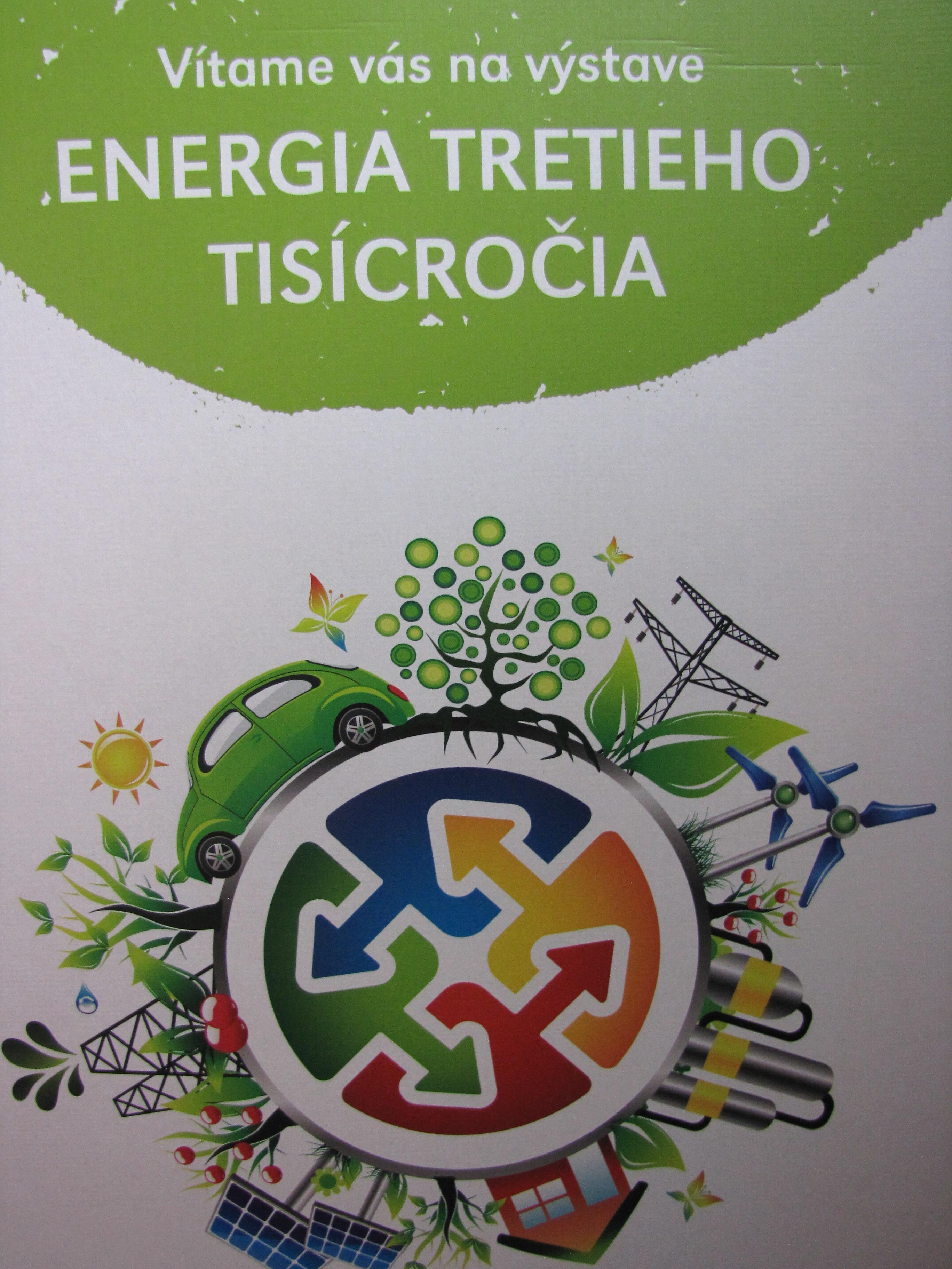 Energia tretieho tisícročia
