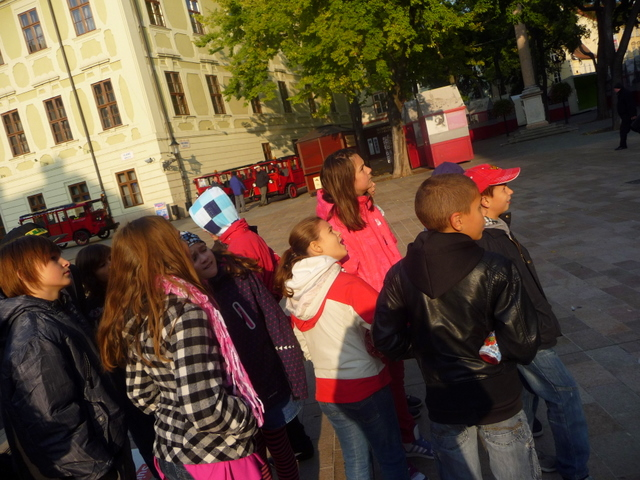 Projekt Poznaj Staré Mesto