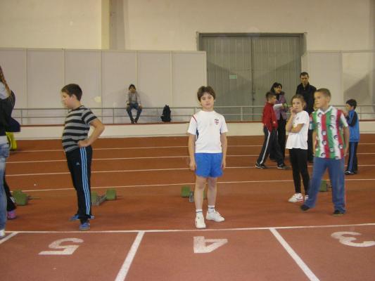Športová súťaž bratislavských škôl Kinderiáda