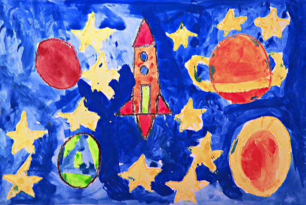 Výtvarná súťaž Galileo