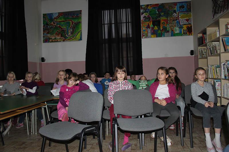 Fotografický workshop v školskom klube