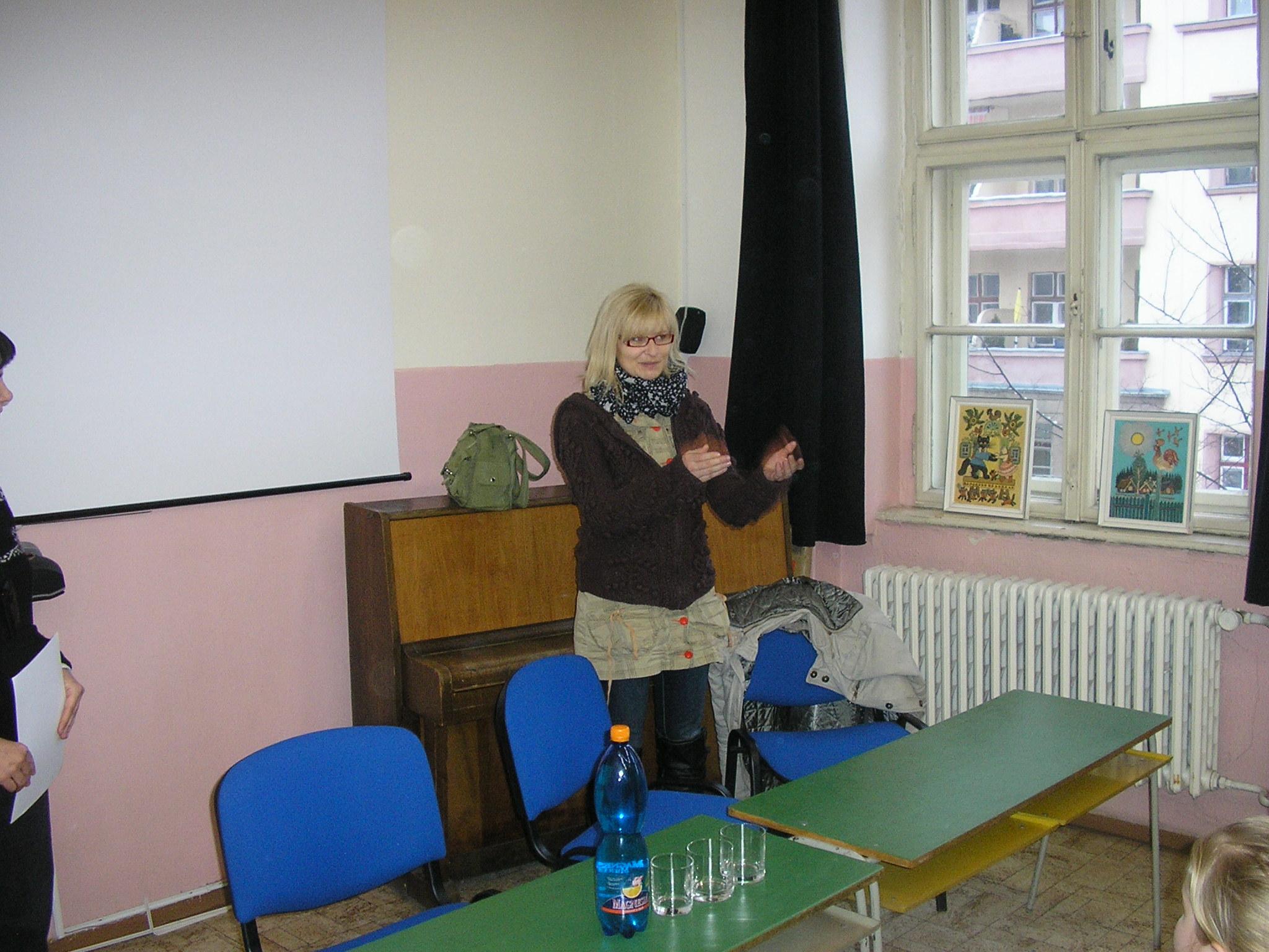 Beseda s Gabrielou Futovou - Náš spisovateľ