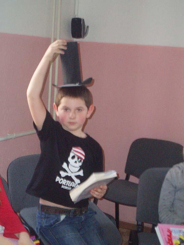 Rozprávkový klobúčik