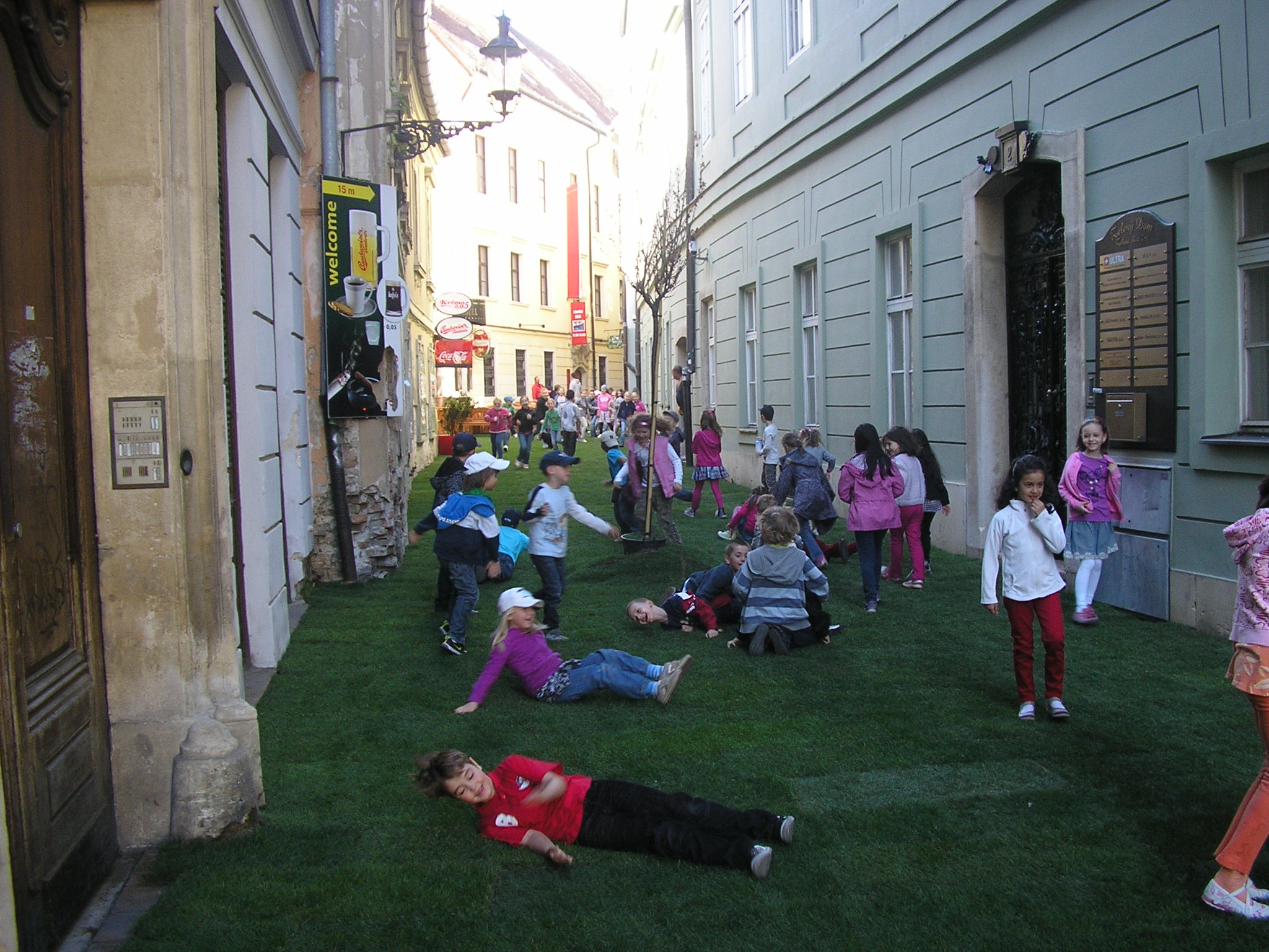 Môže byť Zelená ulica v Bratislave naozaj zelená?