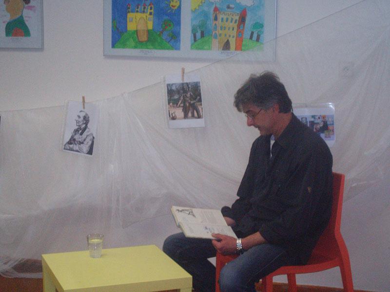 Dramatizované čítanie