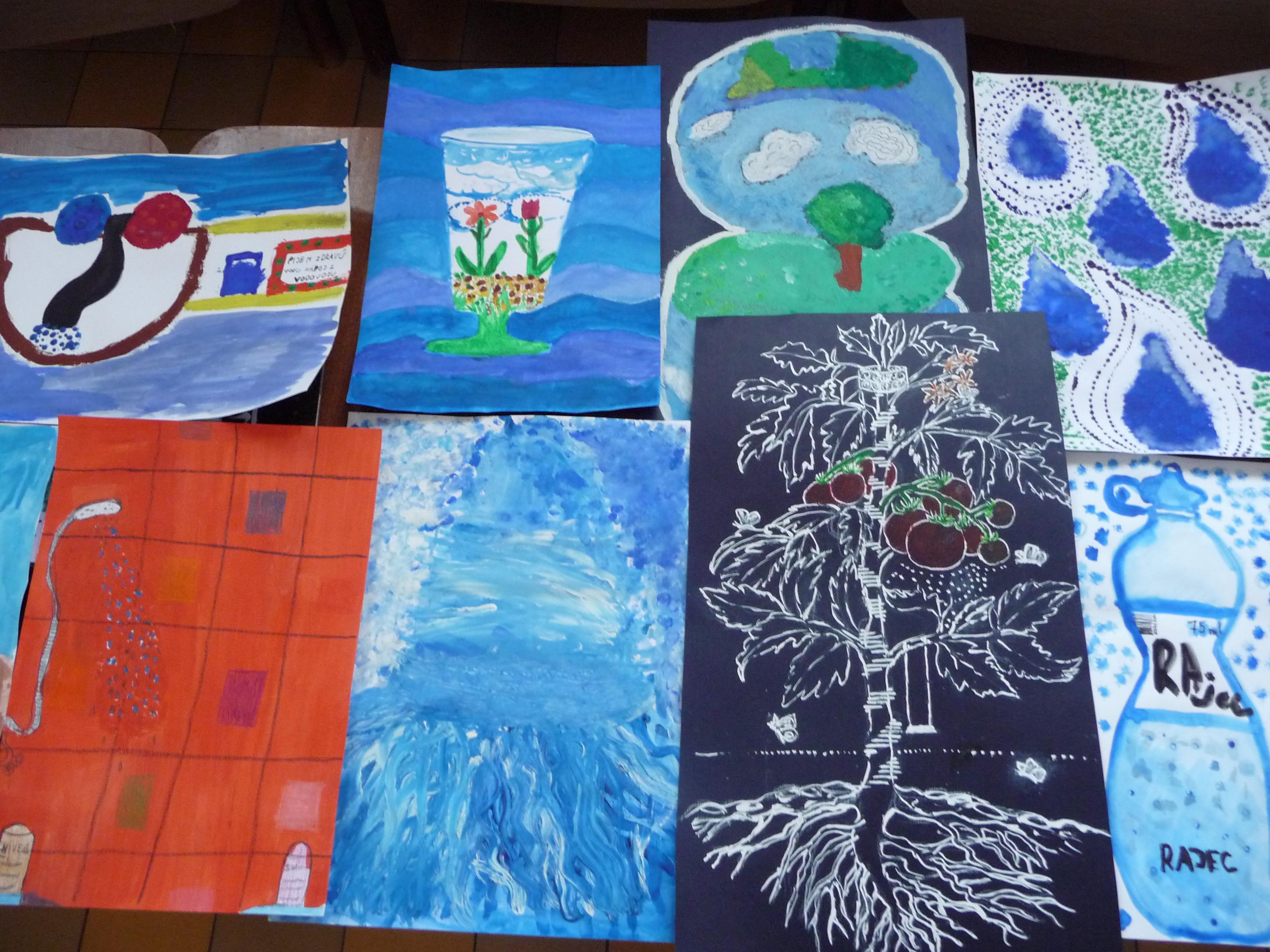 Modrá škola - Voda pre budúcnosť
